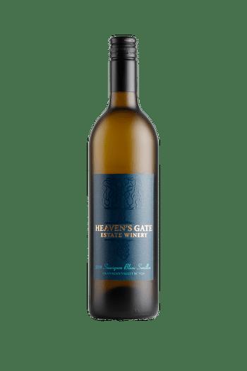 bottle of Heaven's Gate Winery sauvignon blanc semillon 2018